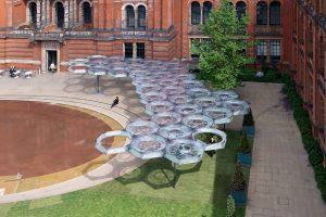 02 v a elytra filament pavilion 6 c naaro 300x200 - مصالح در تقاطع طبیعت ، فناوری ، هنر و معماری در سال 2021