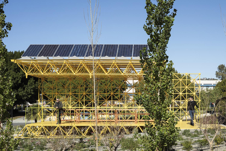 مصالح در تقاطع طبیعت ، فناوری ، هنر و معماری در سال 2021