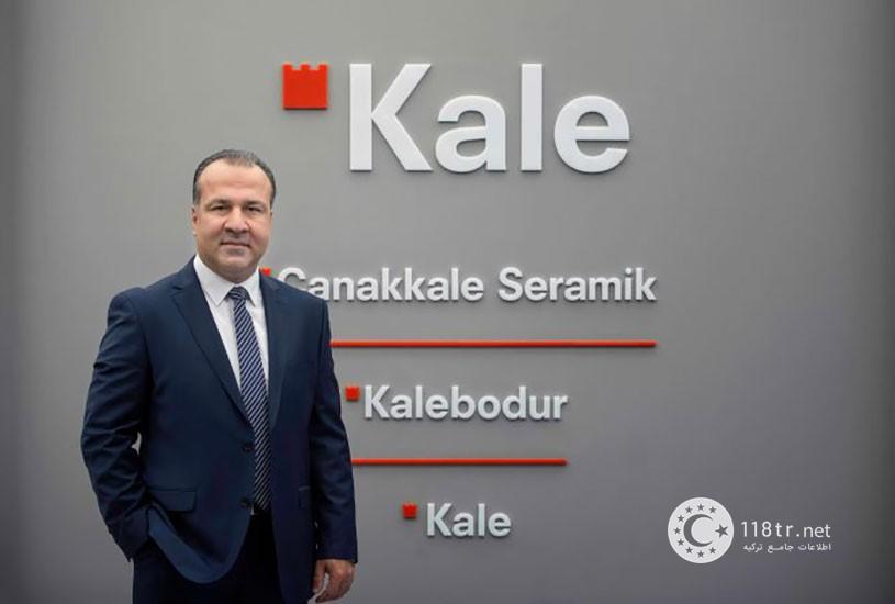 غول کاشی ترکیه Kale رهبر بازار در بین مارک های وارداتی است. بعدی چیست؟